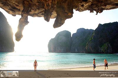 Maya Bay, Phi Phi Le