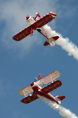 Guinot Wingwalkers Shoreham