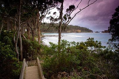 Pirates Bay, Tasmania