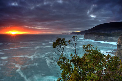 Tasman Peninsula Sunrise