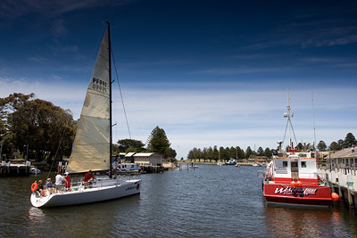 Port Fairy Habour