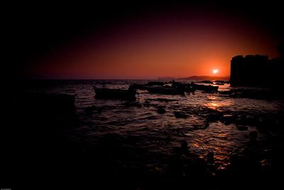 Sunset Alghero