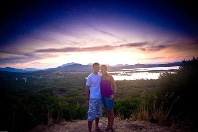 Warren & Ayla, Sardinia