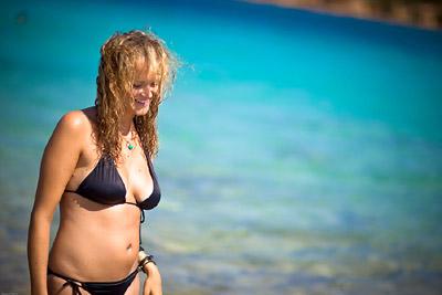 Canon 85L Beach Sardinia