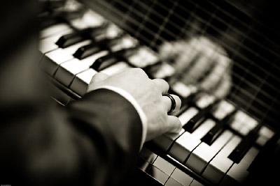 Dorchester Wedding - Piano