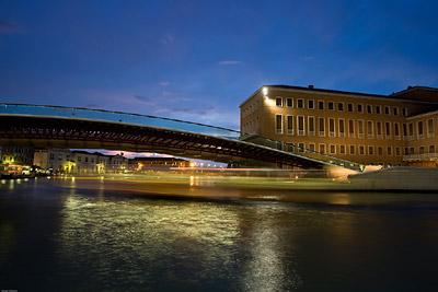 Constitution Bridge, Venice