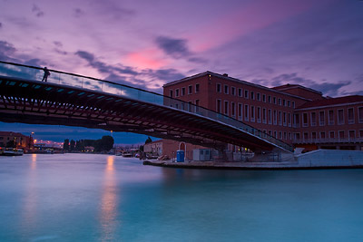 Constitution Bridge, Venice