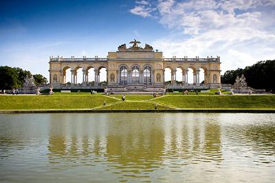 Glorietta, Schönbrunn Palace