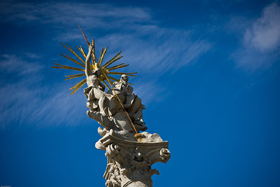Hviezdoslavovo námestie statue