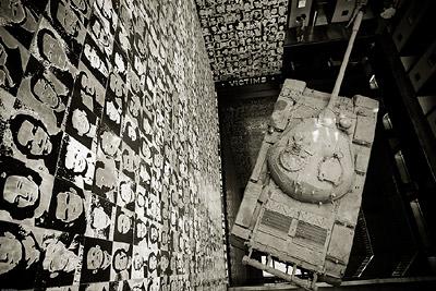 Terror Museum, Tank, Budapest