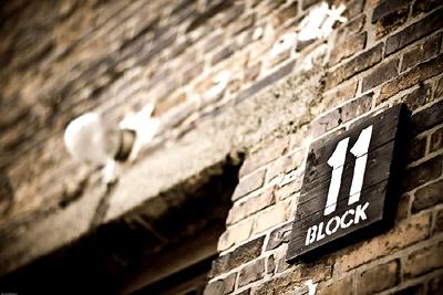 Block 11 Auschwitz