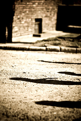 Auschwitz Empty Space