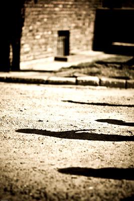 Auschwitz Empty Space