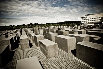 Expansive Holocaust Memorial