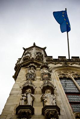 Bruges Euro Flag