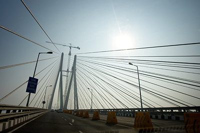 Rajiv Ghandi Sea Link Bridge