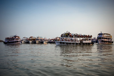 Elephanta Caves Boats