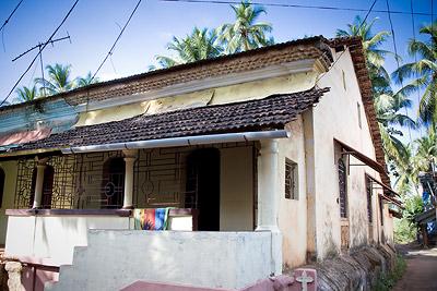 Gomes Residence, Goa