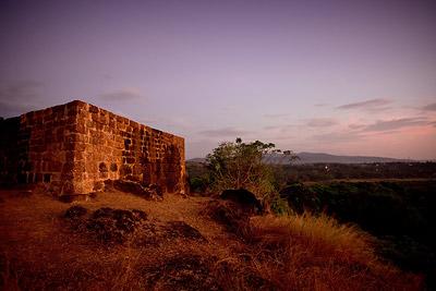 Ruins Sant Estevam