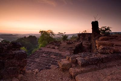 Jua Sunset, Goa