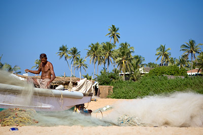 Fisherman Calangute, Goa, India