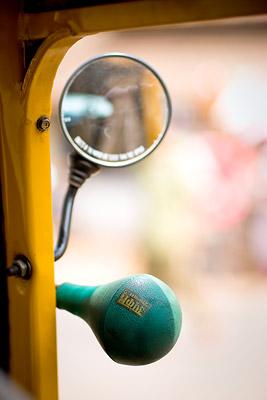 Rickshaw Horn