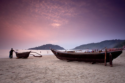 Palolem Sunset Goa