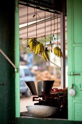 Mapusa Banana Market