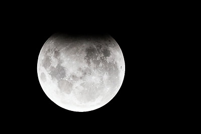 Lunar Eclipse Goa 2009 2010