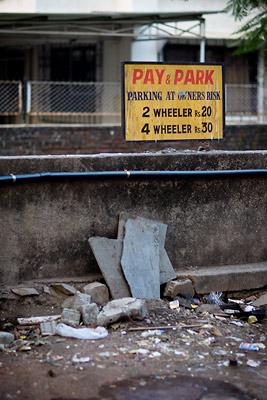 Carpark Mumbai