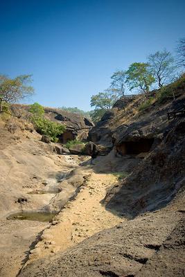 Kanheri Caves movie