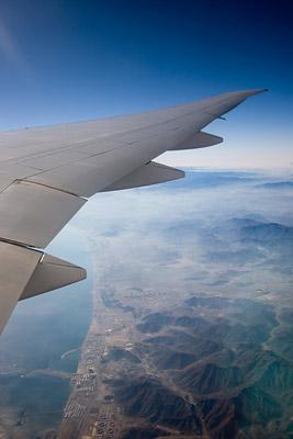 Aerial Fujairah
