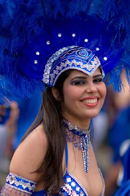 Notting Hill Carnival 2009 Portrait