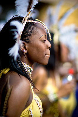 Notting Hill Carnival 2009 Portrait