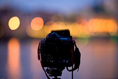 Canon 1D Mk II Sunset