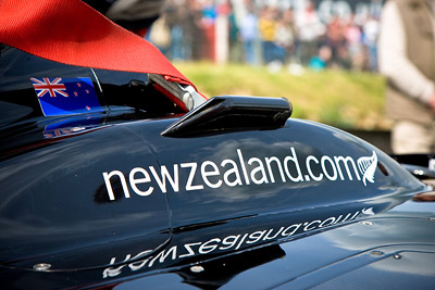 A1GP New Zealand Brands Hatch