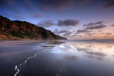 Maori Bay HDR