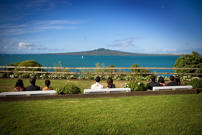 Rangitoto Wedding